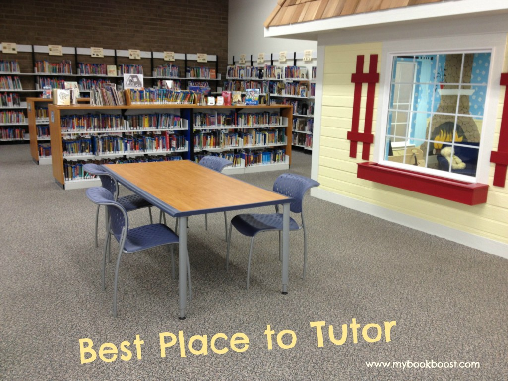 Tutoring at your Public Library