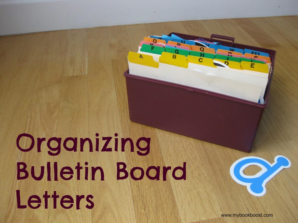 bulletinboardletters