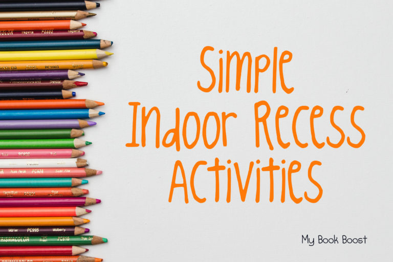 simple indoor recess activities